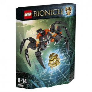 Lego Bionicle 70790 Lord Skull Spiders