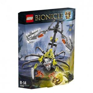 Lego Bionicle 70794 Kalloskorpioni
