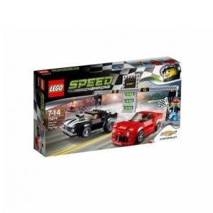 Lego Chevrolet Camaro Kiihdytysauto 75874