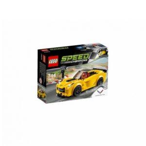Lego Chevrolet Corvette Z06 75870