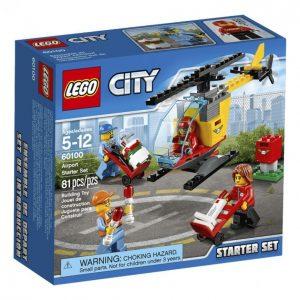 Lego City 60100 Lentokentän Aloitussarja