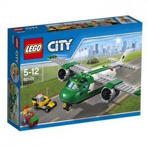 Lego City 60101 Lentokentän Rahtikone