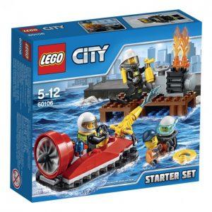 Lego City 60106 Palokunnan Aloitussarja