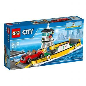 Lego City 60119 Lautta