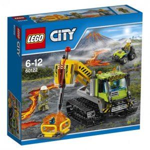 Lego City 60122 Tulivuorimönkijä