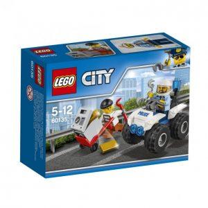 Lego City 60135 Police Pidätys Mönkijällä