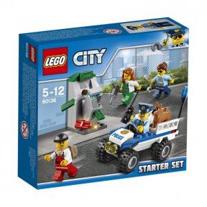 Lego City 60136 Police Poliisin Aloitussarja