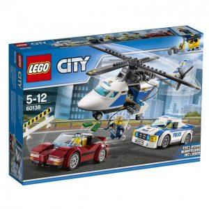 Lego City 60138 Police Vauhdikas Takaa-Ajo
