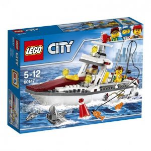 Lego City 60147 Great Vehicles Kalastusvene