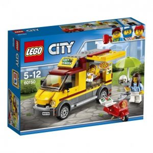 Lego City 60150 Great Vehicles Pizza-Auto
