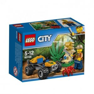 Lego City 60156 In/Out 2017 Viidakkoauto