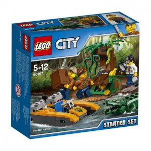 Lego City 60157 In/Out 2017 Viidakon Aloitussarja
