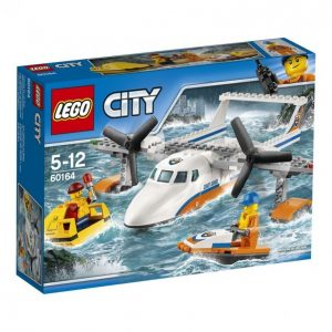 Lego City 60164 Coast Guard Meripelastuslentokone