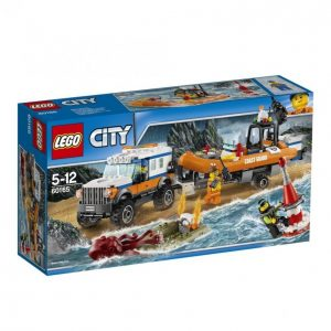 Lego City 60165 Coast Guard Nelivetoinen Partioauto