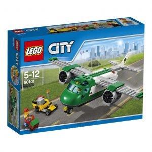 Lego City Airport 60101 Lentokentän Rahtilentokone