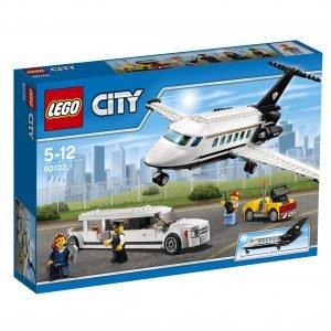 Lego City Airport 60102 Lentokentän Vip-Palvelu