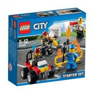 Lego City Fire 60088 Palokunnan Aloitussarja