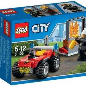 Lego City Fire 60105 Tulimönkijä
