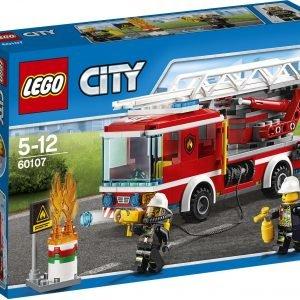 Lego City Fire 60107 Tikaspaloauto