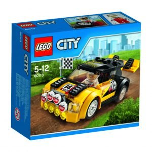 Lego City Great Vehicles 60113 Ralliauto