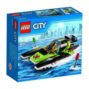 Lego City Great Vehicles 60114 Kilpavene