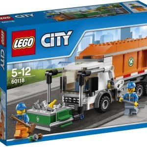 Lego City Great Vehicles 60118 Jäteauto