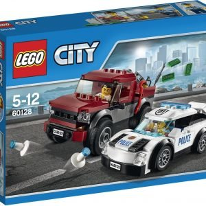 Lego City Police 60128 Poliisin Takaa-Ajo