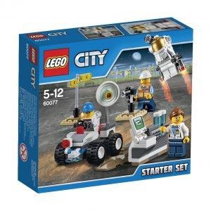 Lego City Space Port 60077 Avaruus-Aloitussarja