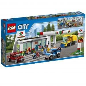 Lego City Town 60132 Huoltoasema