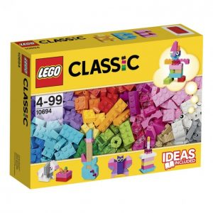 Lego Classic 10694 Luovan Rakentamisen Värikäs Laatik