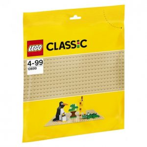 Lego Classic 10699 Rakennuslevy Hiekka