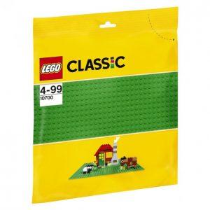 Lego Classic 10700 Rakennuslevy Vihreä