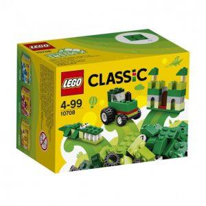 Lego Classic 10808 Vihreä Luovuuden Laatikko