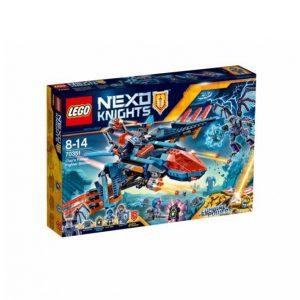 Lego Clay's Falcon Fighter Blaster 70351