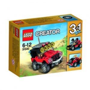 Lego Creator 31040 Aavikkomönkijät