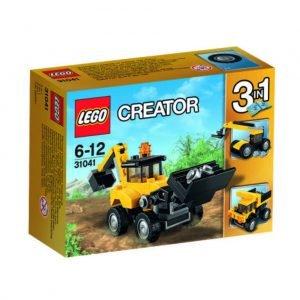 Lego Creator 31041 Työmaa-Ajoneuvot