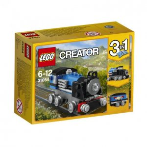 Lego Creator 31054 Sininen Pikajuna
