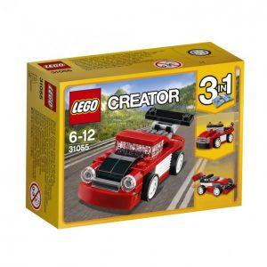 Lego Creator 31055 Punainen Kilpa-Auto