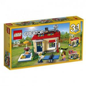 Lego Creator Lomalla Moduuliuima-Altaalla