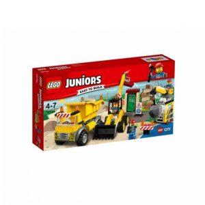 Lego Demolition Site 10734