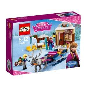 Lego Disney Princess 41066 Annan Ja Kristoffin Rekiseikkailu