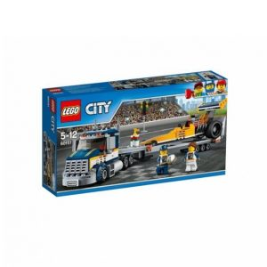 Lego Dragsterin Kuljetusauto 60151