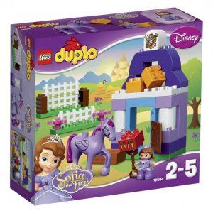 Lego Duplo 10594 Sofia Ensimmäinen Hevostalli