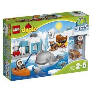 Lego Duplo 10803 Arktinen Alue