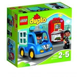 Lego Duplo 10809 Town Poliisipartio