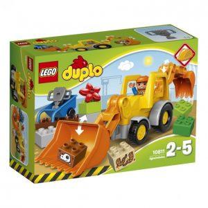 Lego Duplo 10811 Traktorikaivuri