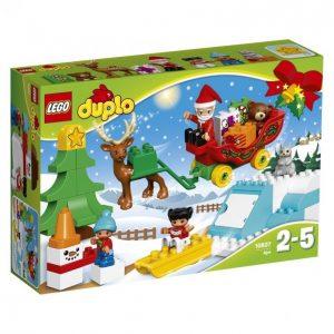 Lego Duplo 10837 Town Joulupukin Joulunaika