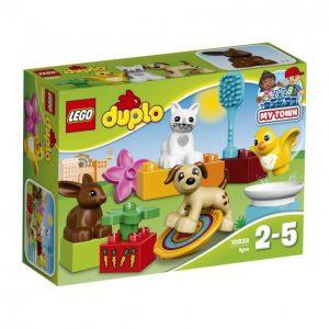 Lego Duplo 10838 Town Perheen Lemmikit
