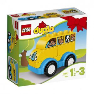 Lego Duplo 10851 Ensimmäinen Bussini