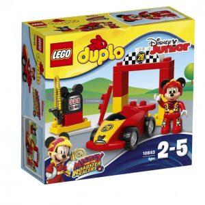 Lego Duplo 10856 Disney Tm Mikin Kilpa-Auto